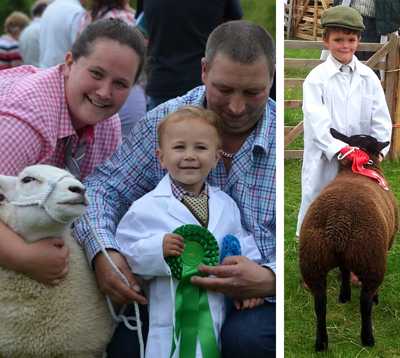 A great day day out at the Ripley show for all the family